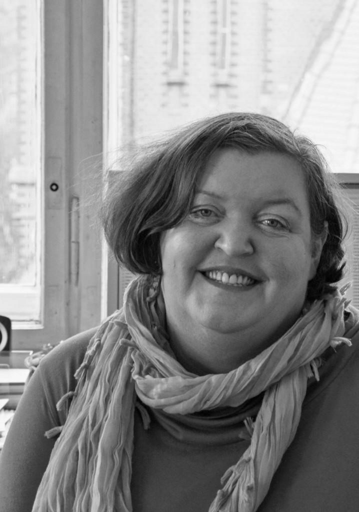 Die Autorin und Kabarettistin Barbara Friedl-Stocks Barbara Friedl-Stocks. Foto: Dirk Moldt
