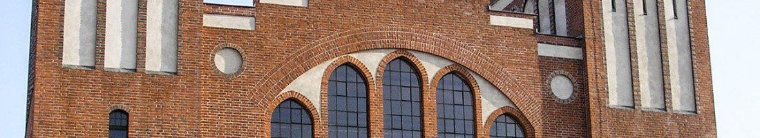 Kaum wiedezuerkennen: Der Postbahnhof 2006 / Foto: Gryffindor, Wikimedia /