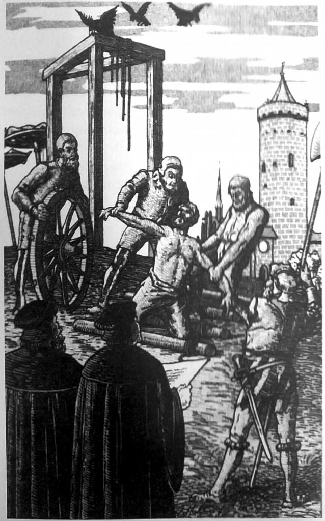 Der Galgen am Strausberger Platz: Vor der Erfindung der Kuschelpädagogik.