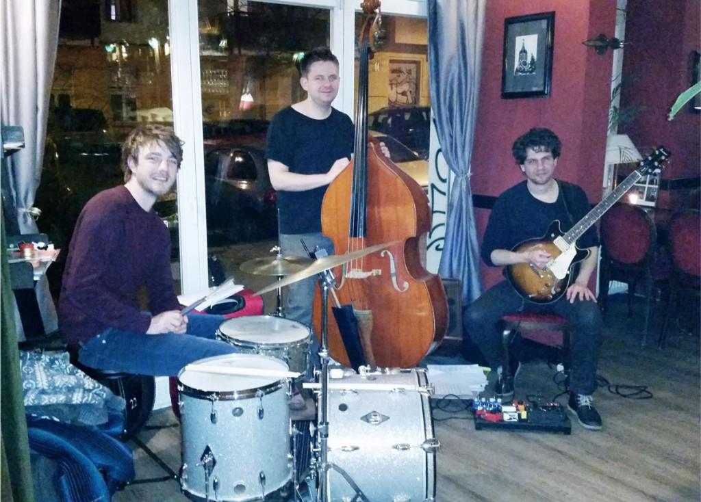 Kiez und Jazzkultur im Anastasia