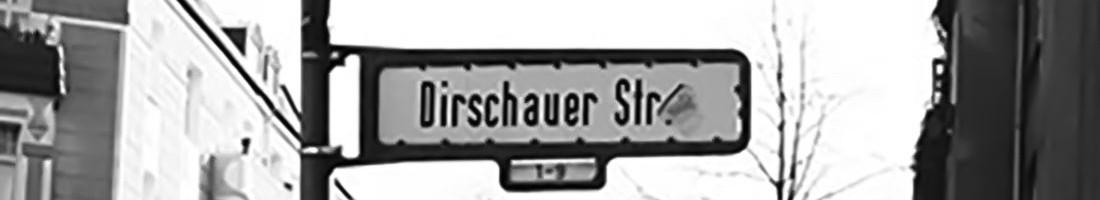 93 STRASSENSCHILDER Ein Projekt von Kollegen 2,3 und Plusnull.