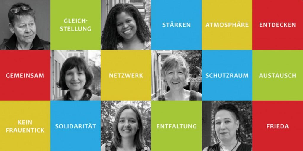 25 Jahre Frieda Frauenzentrum in der Proskauer Straße