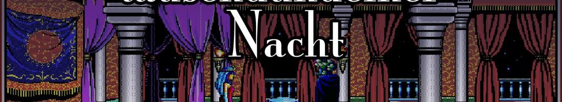 Orientalische Märchen im Computerspielemuseum © Computerspielemuseum