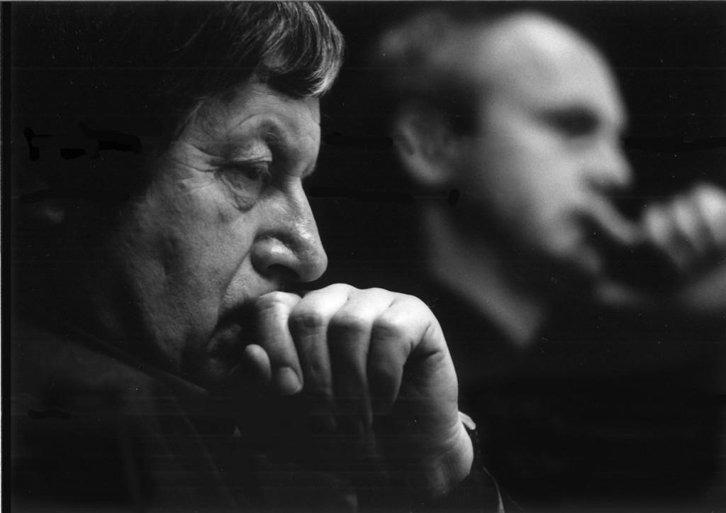Bruno Flierl ca 1997