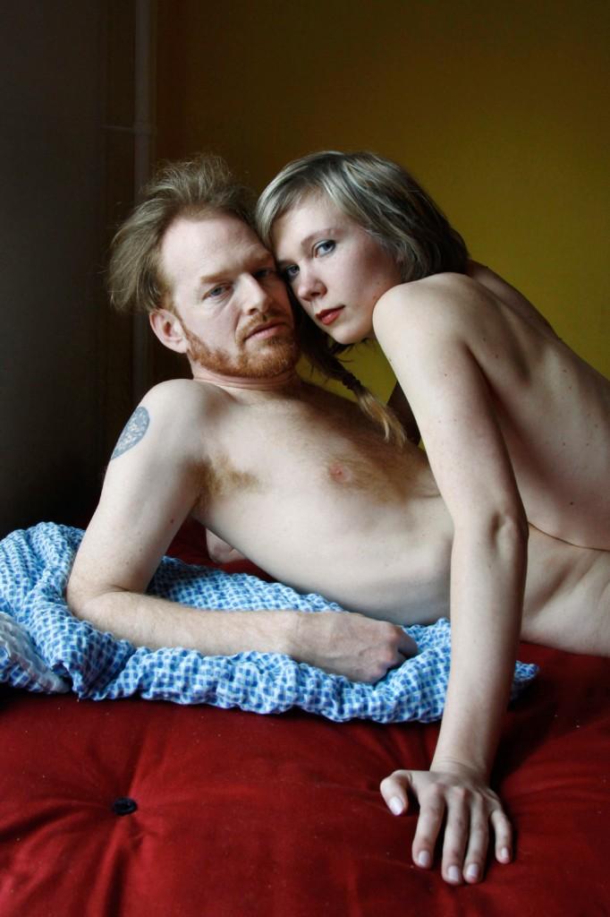Paare, eine Fotoausstellung von Anja Müller im Filmrisz.