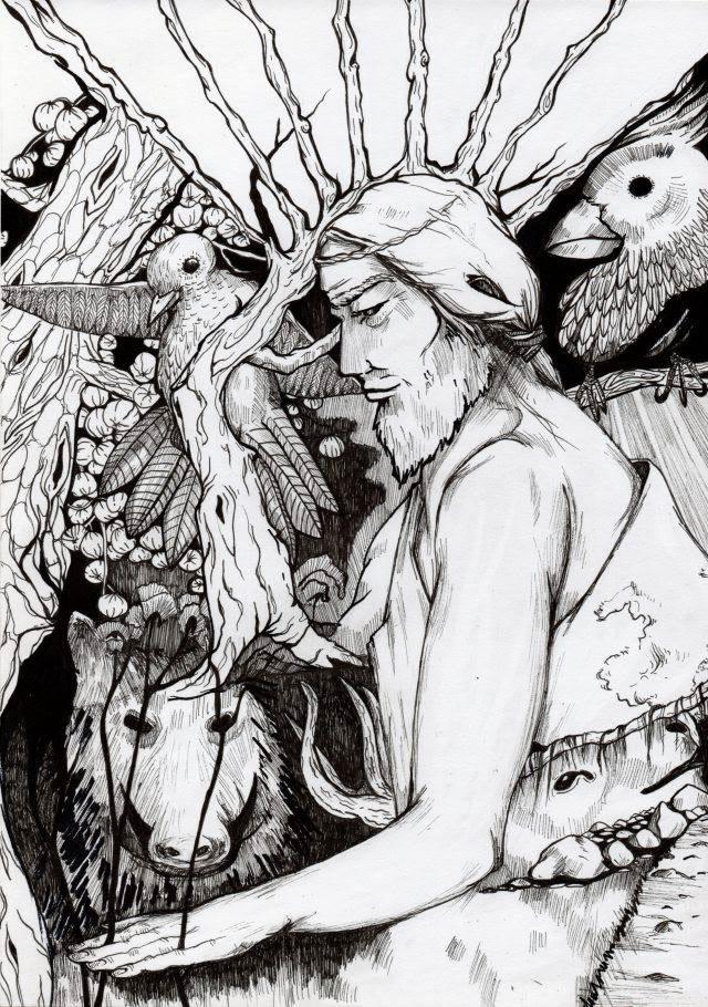 Zeichnung: Fatima Djamila