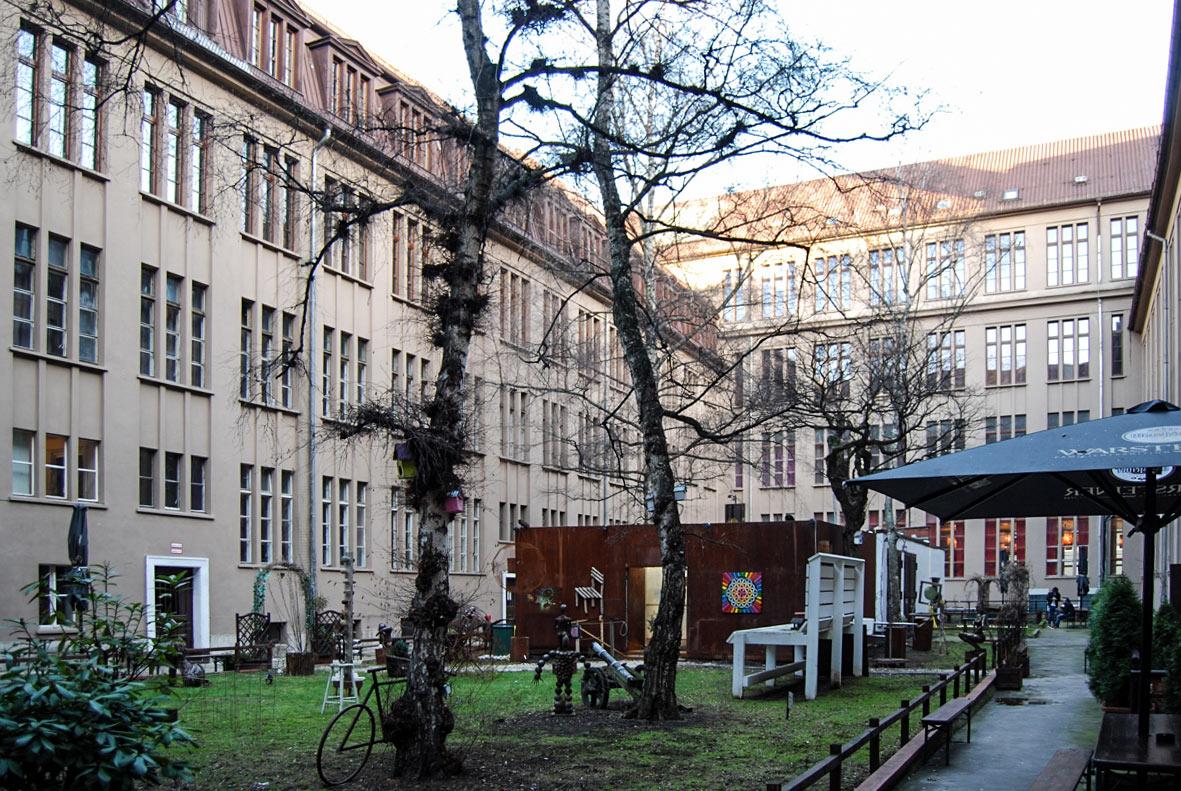 Alice Klank Musterschülerin An Der Musterschule Friedrichshainer