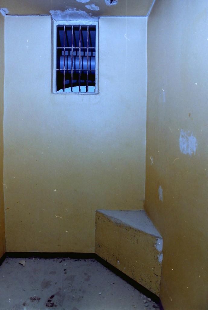 Isolationsraum 2 Fotoquelle: Brenne Architekten