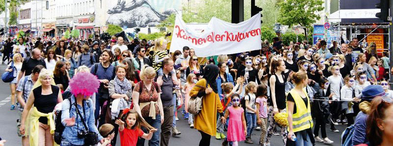 Kinderkarneval der Kulturen 2015