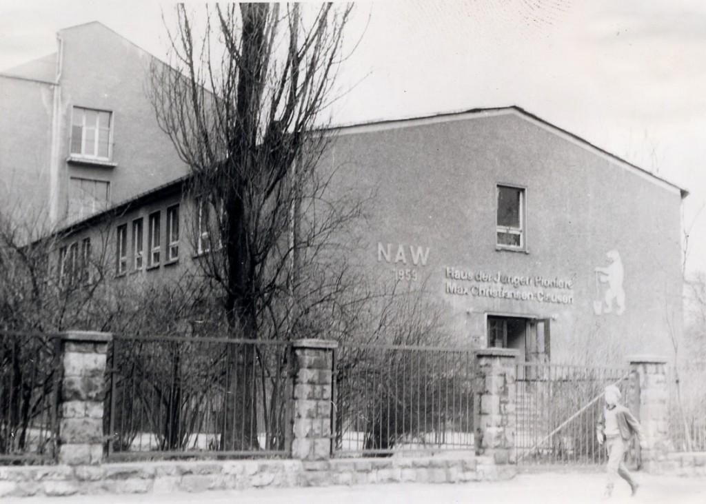 Haus der Jungen Pioniere, 1982 / Foto: Fritz Wollenberg /