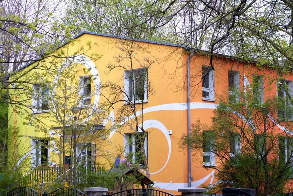 Das Regenbogenhaus 2016. / Foto: Anne Winkler /