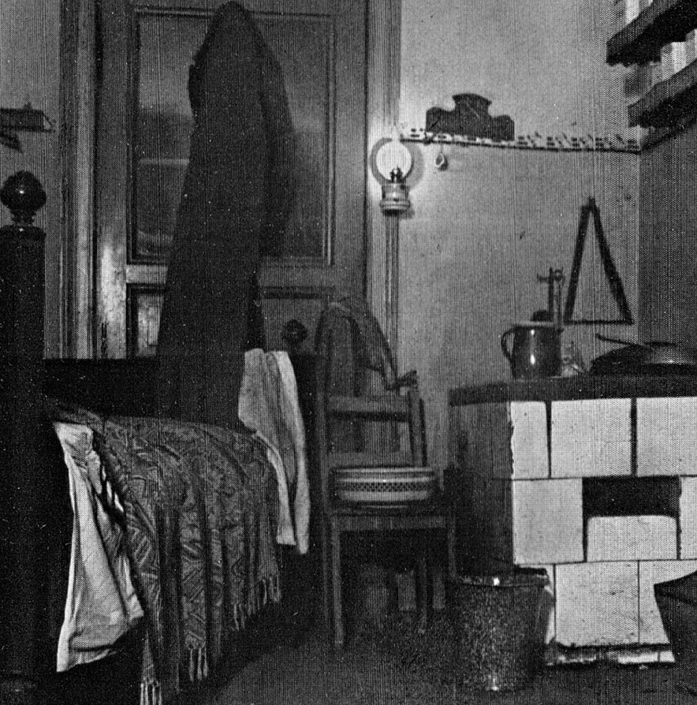 Bordellzimmer in der Lange Straße, Berlin, Quelle: Privatarchiv