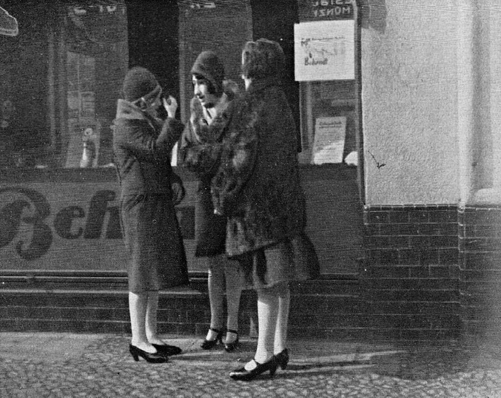 Sexarbeiterinnen auf der Straße rund um das Ostbahnhofviertel in Berlin, Quelle: Privatarchiv