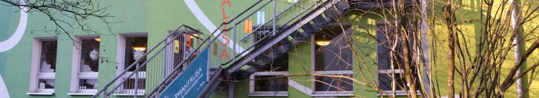 PHANTALISA - Raum für Mädchen und junge Frauen Kadiner Str. 9, 10243 Berlin