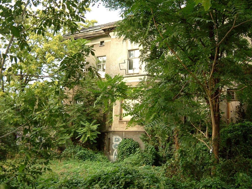 Alte Villa, Alt Stralau, Foto: Detlef Krenz