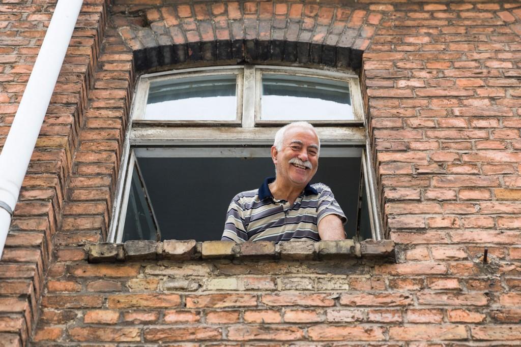 Artur Schneider, Foto: Giovanni Lo Curto