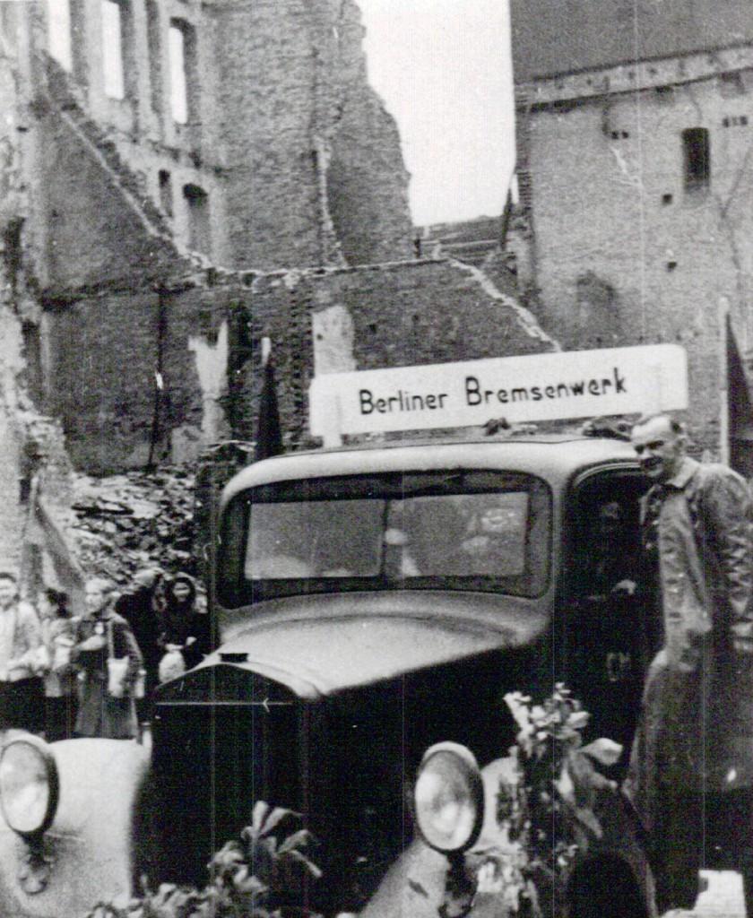 Knorr Neuanfang, 1946