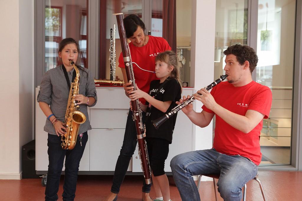 Musik zum Anfassen, Ausprobieren und Erleben: Das Klingende Museum Berlin
