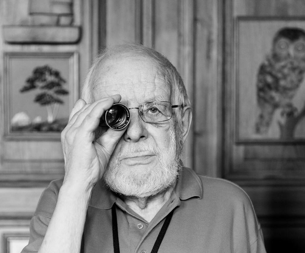 Der Fotograf Jochen Haupt, Foto (Detail): Giovanni Lo Curto