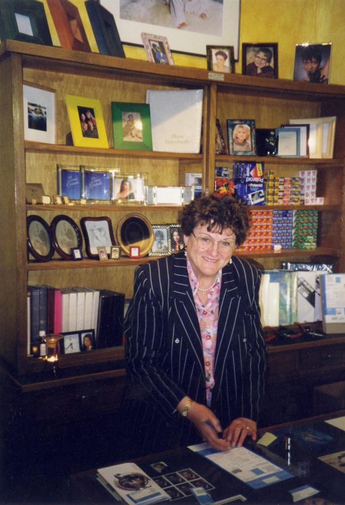Kompetenz in Studio und Dunkelkammer: Anneliese Stefanow