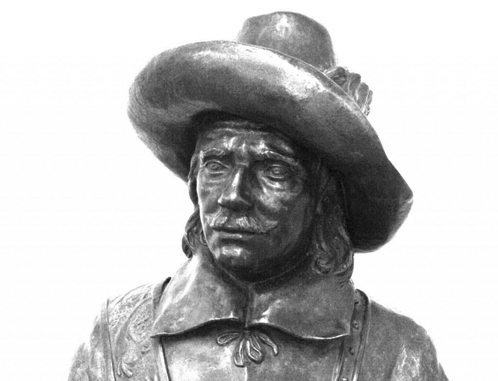 Benjamin Raule Büste