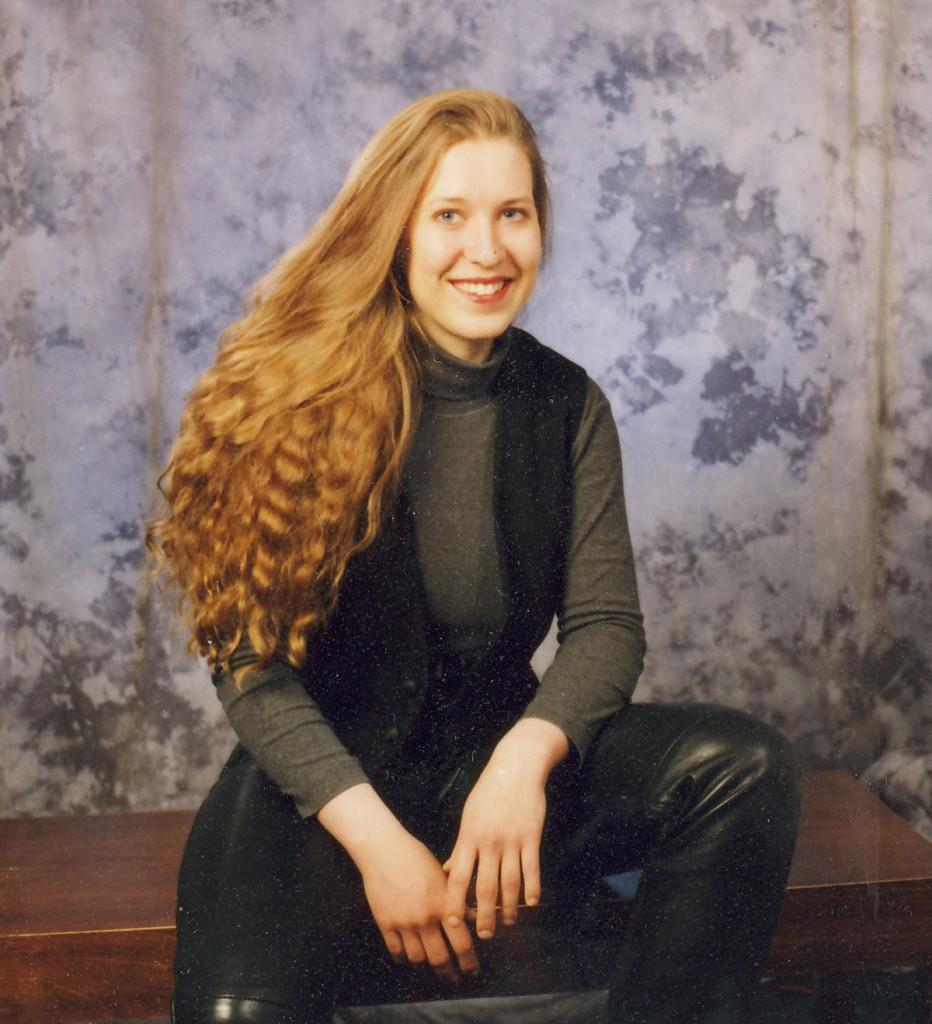 Foto von Silke Rudolph, 1997