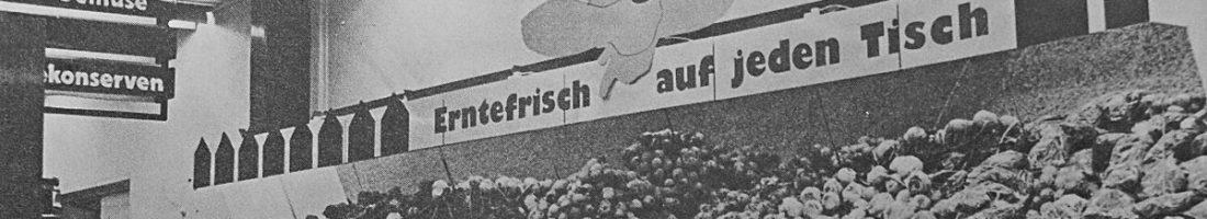 Kaufhalle Warschauer Straße:Obststand