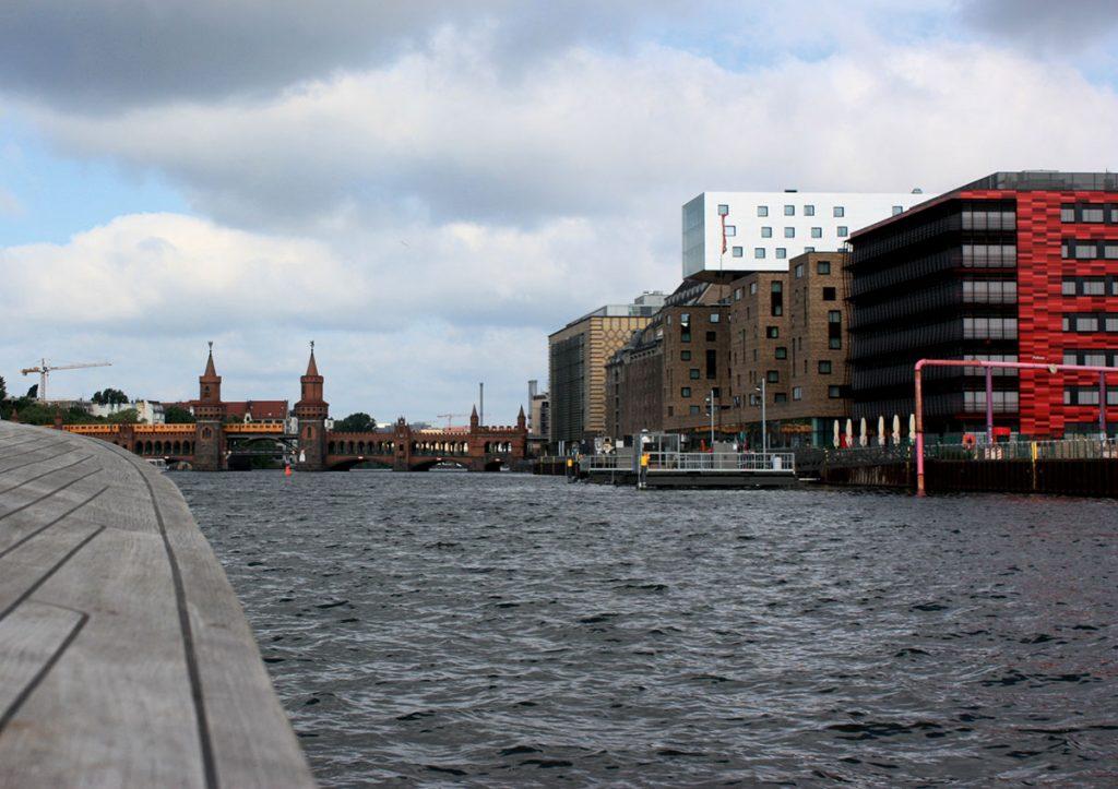 Lieblingsorte der Redaktion: Oberbaumbrücke in Berlin