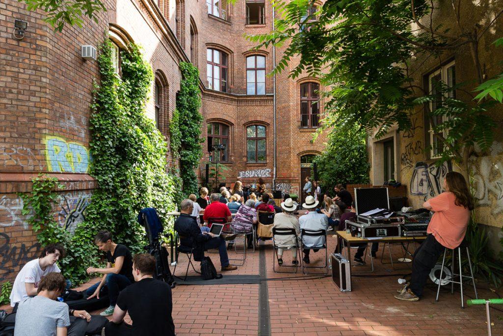 Unweit des Alexanderplatzes versteckt sich in der Weinmeisterstraße ein kleiner Schatz, das Weinmeisterhaus, Foto: Giovanni Lo Curto