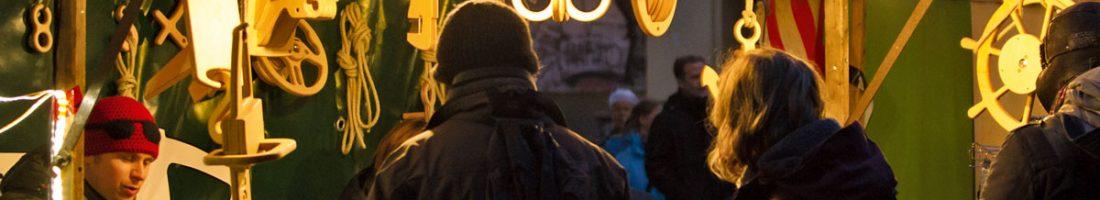 KiezWeihnacht, der Friedrichshainer Weihnachtsmarkt an der Samariterkirche, Ronny Thiel Fotografie