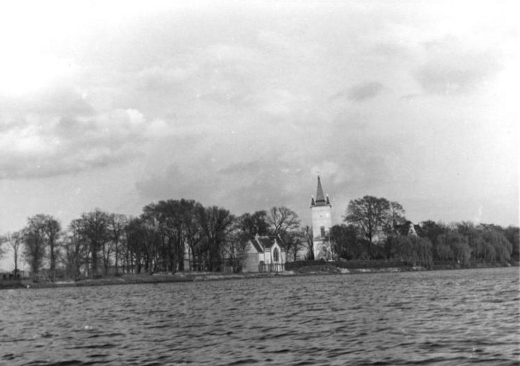 Stralau, Foto: Keilhaus | April 1950