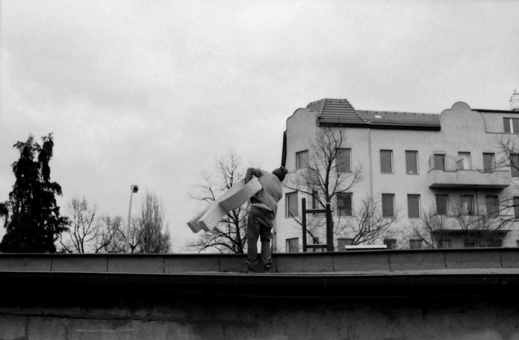 Reportagefotografie: Arnaud Roi Wurzeln schlagen