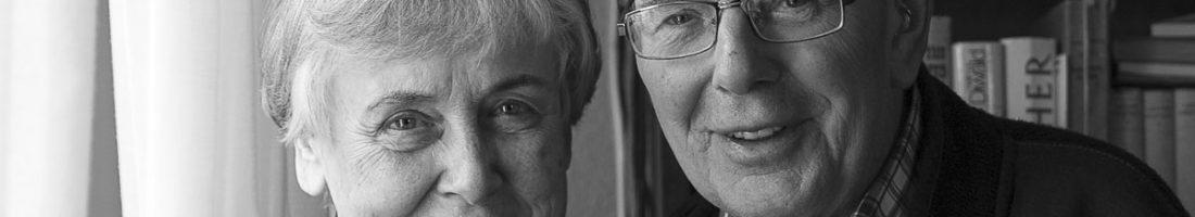 Christine und Gerhard Cyrus, Foto: Giovanni Lo Curto