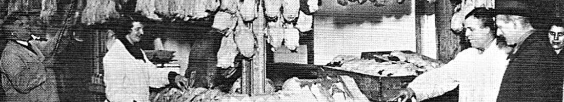 Halle VIII in Berlin-Friedrichshain; Quelle: Erich Rindt (1928): Die Markthallen als Faktor des Berliner Wirtschaftslebens