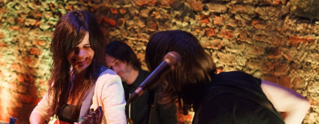 Rufus Coates and The Blackened Trees; photo: dublin concerts