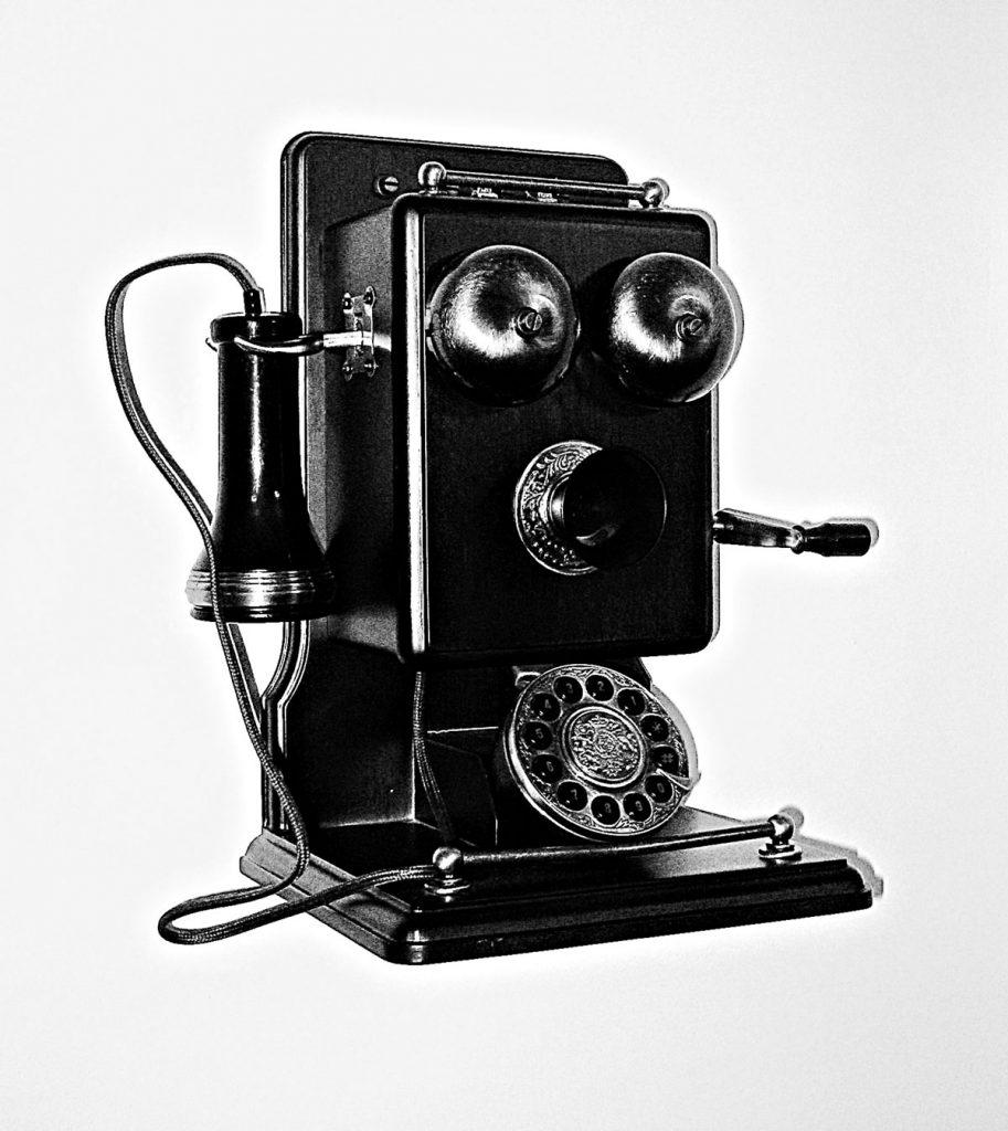 Wandapparat 1930er; Quelle: Katalog Bork und Goldschmidt