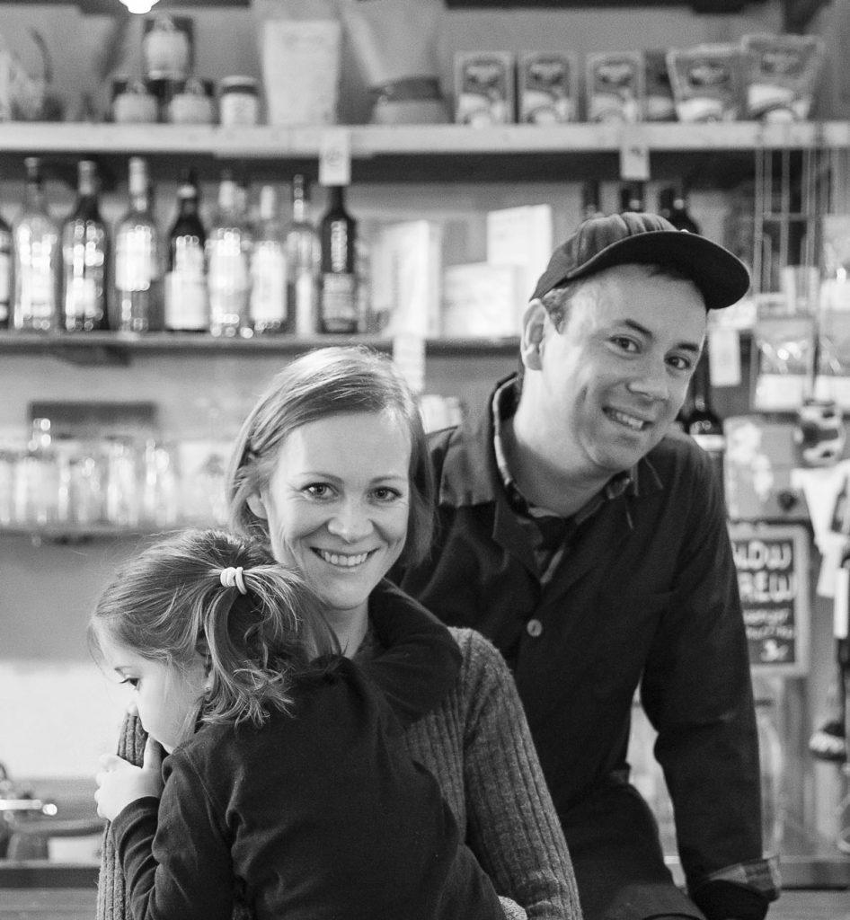 Anne Mieth und Rodrigo Franco vom La Despensa, photo: Foto: Giovanni Lo Curto