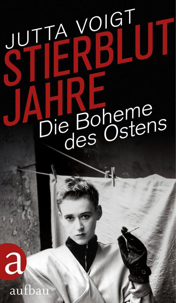 """Lesung mit Jutta Voigt """"Stierblutjahre"""" im Café Sibylle"""