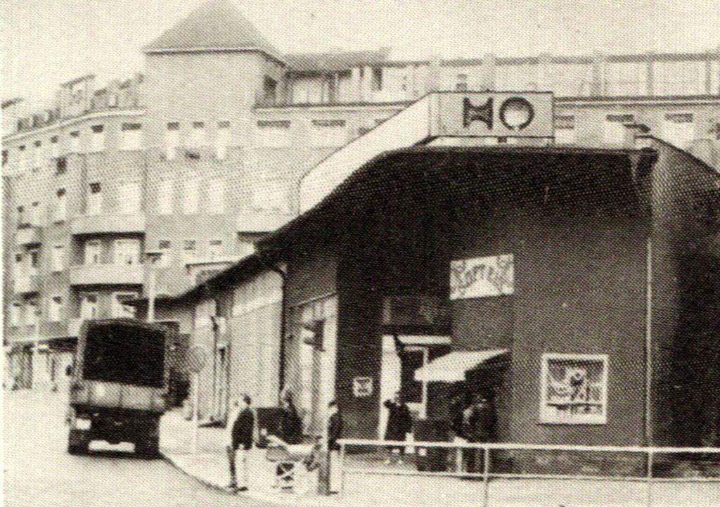 Ringbahnhalle 1981, Quelle: Architektur der DDR Nr. 5/88 /