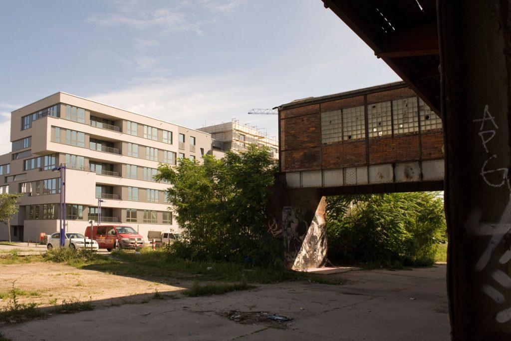 In Stralau sollte das Olympische Dorf enstehen,, Foto: Silvio Weiß