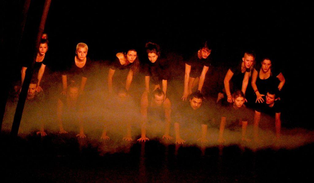 Circus Schatzinsel präsentiert ihr neues Programm Nebelwelt