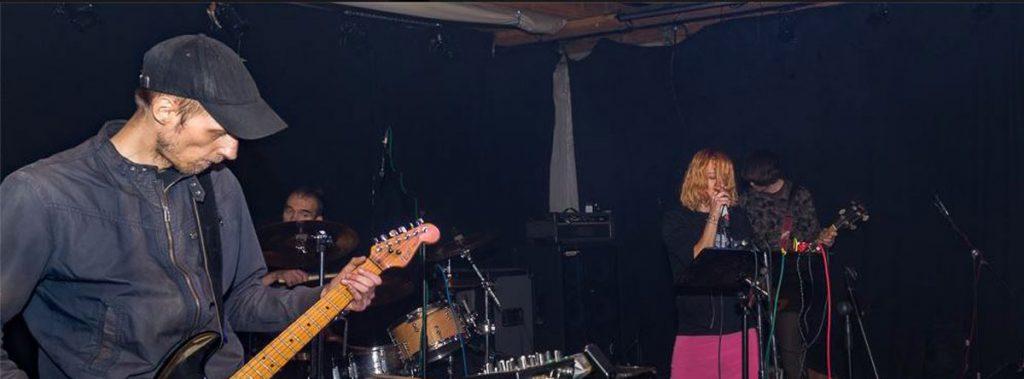 BALG aus Berlin spielt demnächst im Musikkeller Tiefgrund, Foto: Andreas Streckmann