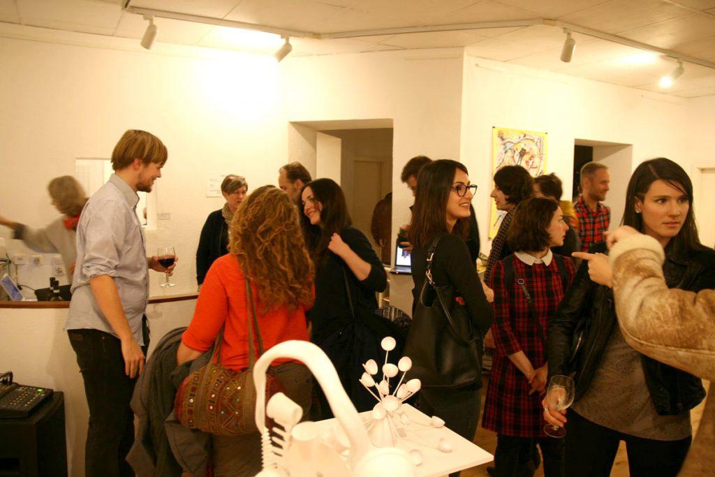 Scandinavian Meetingpoint in der Galleri Heike Arndt, Foto: Foto: Galleri Heike Arndt