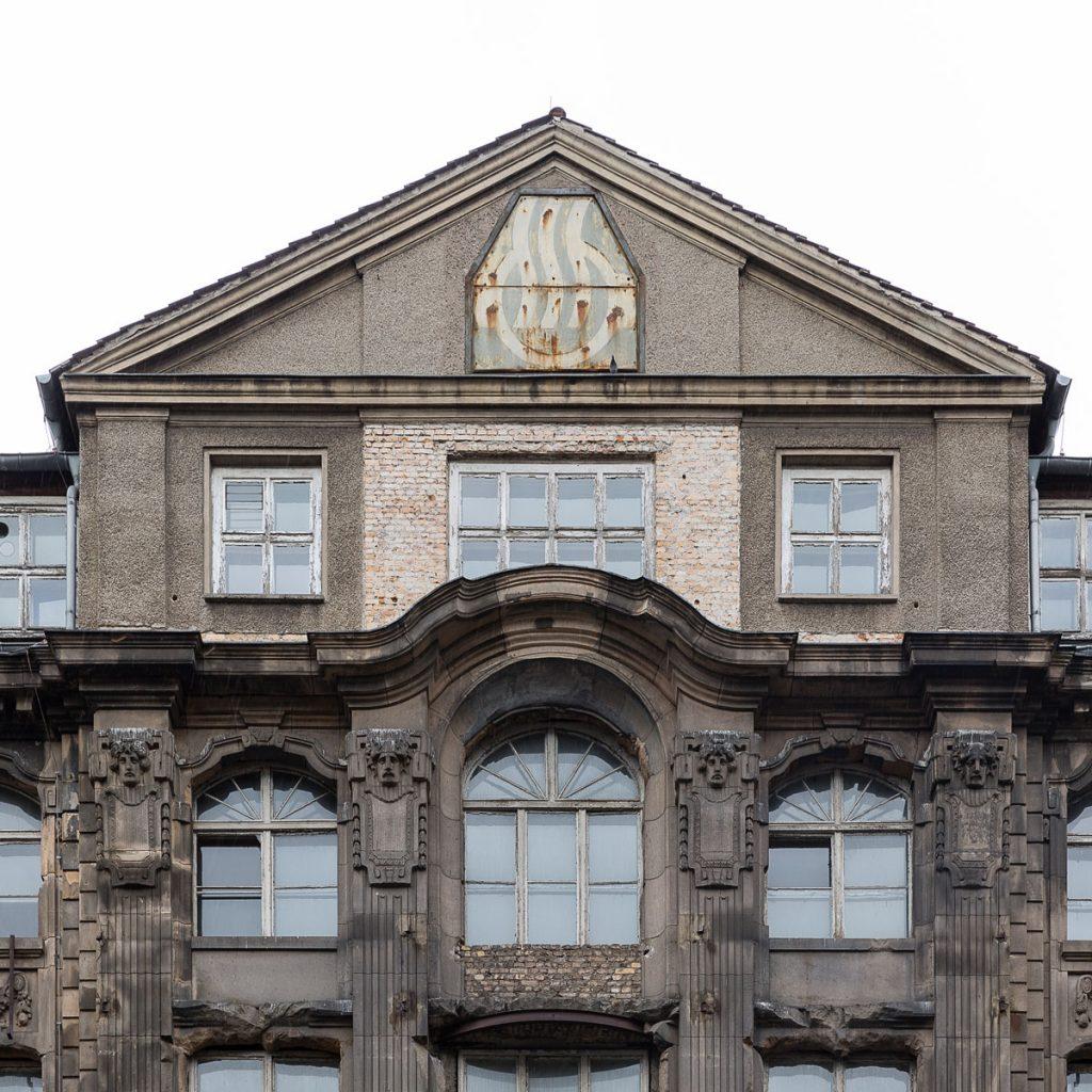 Das ehemalige Pintsch-Verwaltungsgebäude, Foto: Giovanni Lo Curto