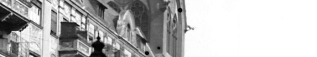 Die Neue Lazaruskirche in der Romintener Straße , Bild: Archiv St. Markus Friedrichshain