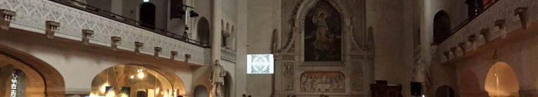 Bald in der Zwingli-Kirche zu sehen: Zeig Dich!, kuratiert von Karin Scheel, Foto: Kultur zum Kirchentag