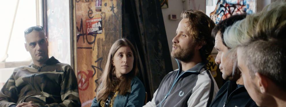 Im inneren Kreis Ein Film von Hannes Obens und Claudia Morar,Szenenbild: b-ware / dirk manthey film UG