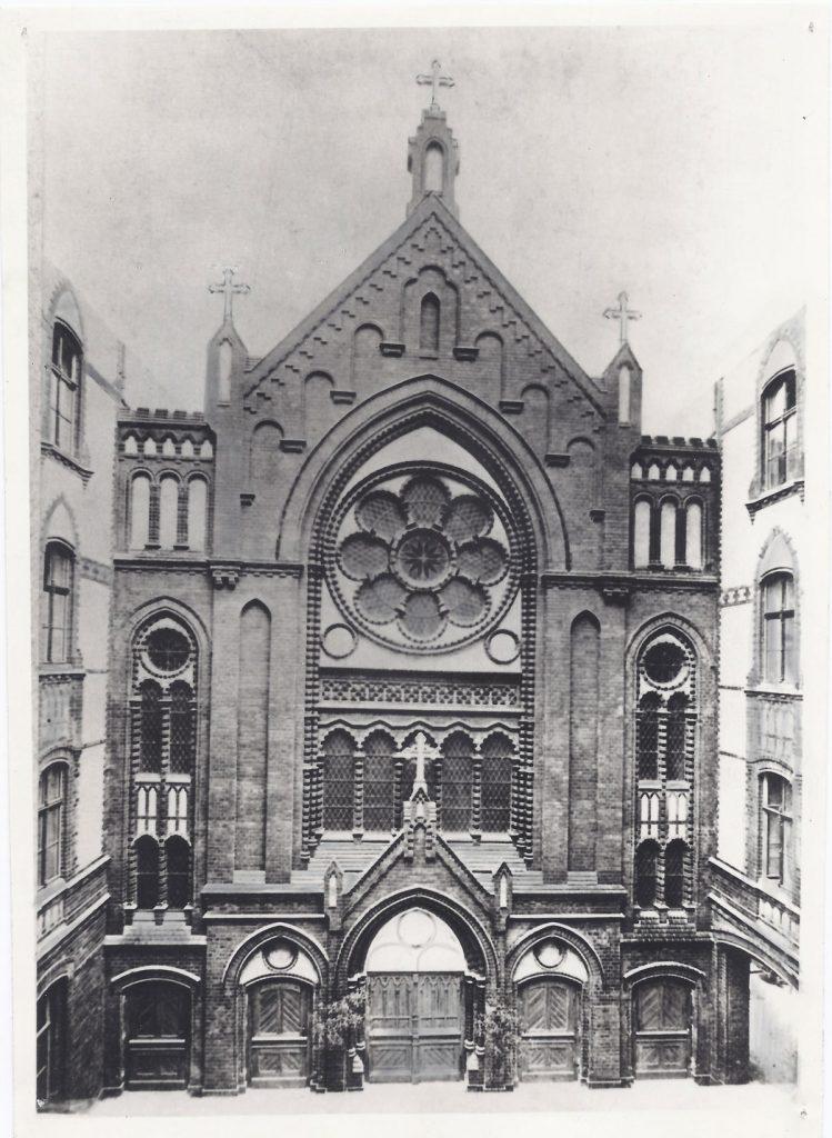 Elimkirche , Foto: Methodisten-Gemeinde