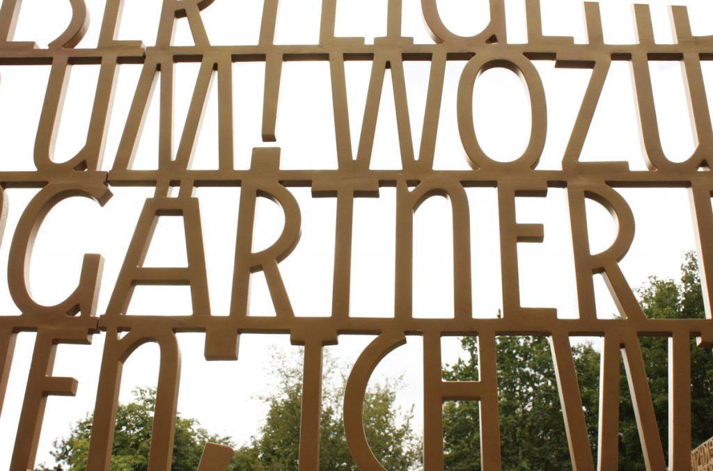 Interessantes rund um die IGA in Marzahn , In diesem Sommer lädt die Internationale Gartenausstellung, kurz IGA, ein!Foto: Anke Wagner