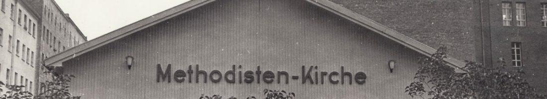 Die Kirche im Jahre 1963 , Foto: Methodisten-Gemeinde